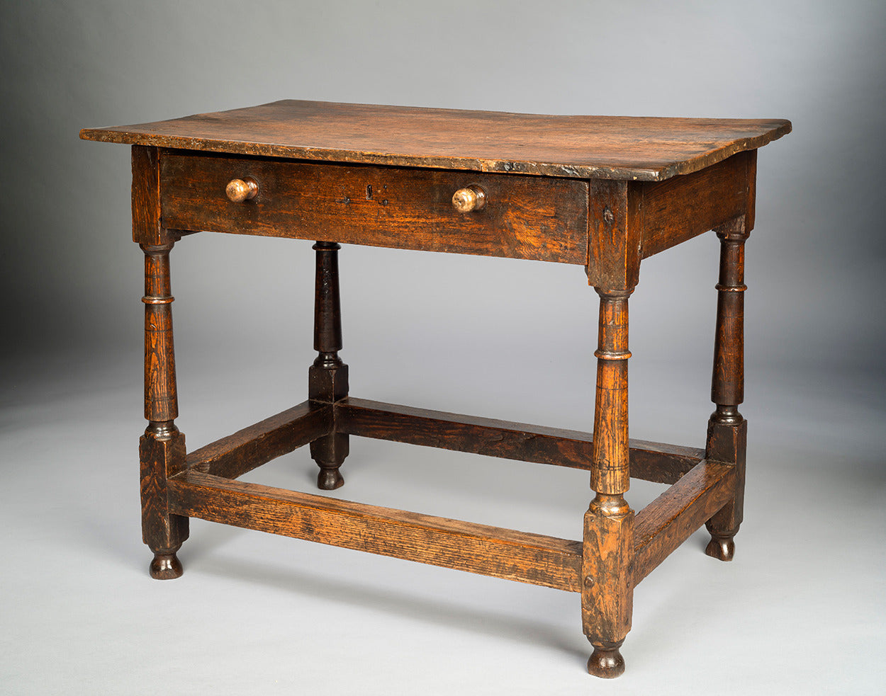 Charles II Period Single Drawer Side Table