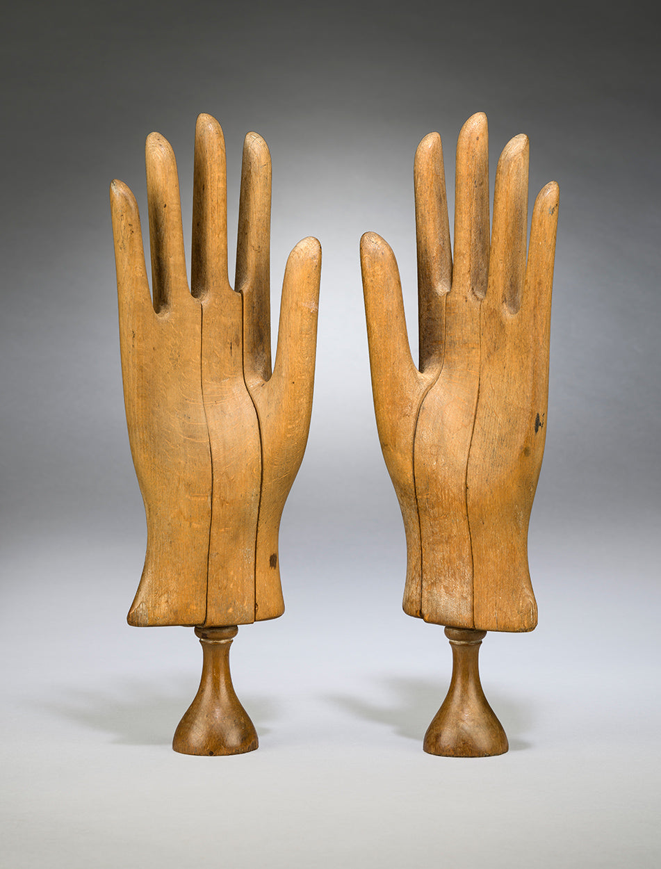 Pair of Hand Form Glove Stretchers