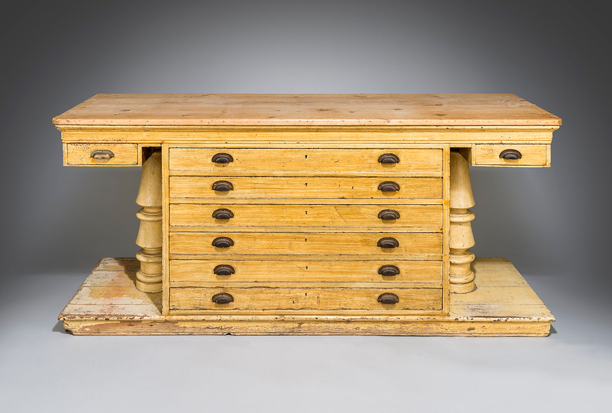 Freestanding Draughtsman's Plan Chest