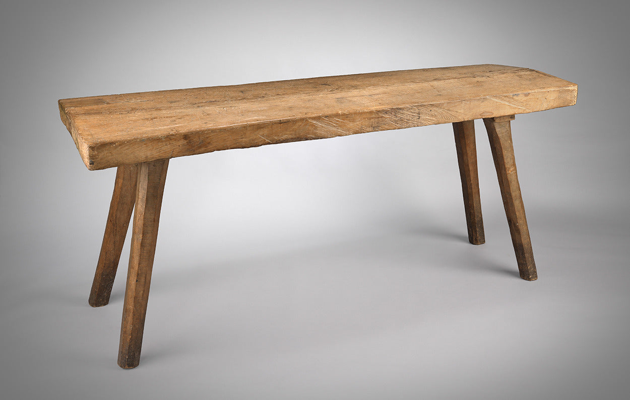 Vernacular Thick Top Worktable