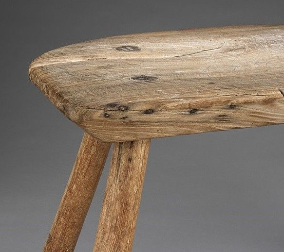 Four Legged Georgian Country Stool