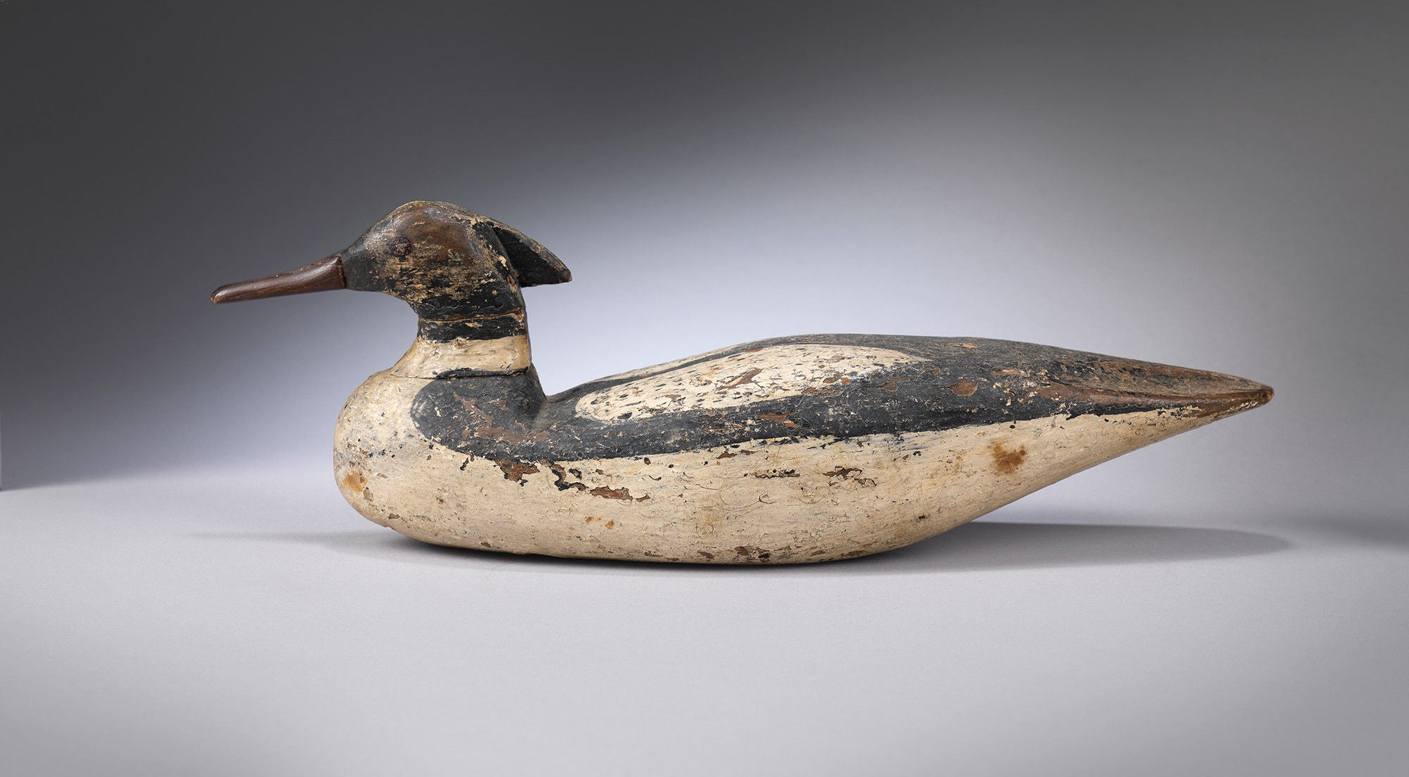 Original Working Merganser Duck Decoy