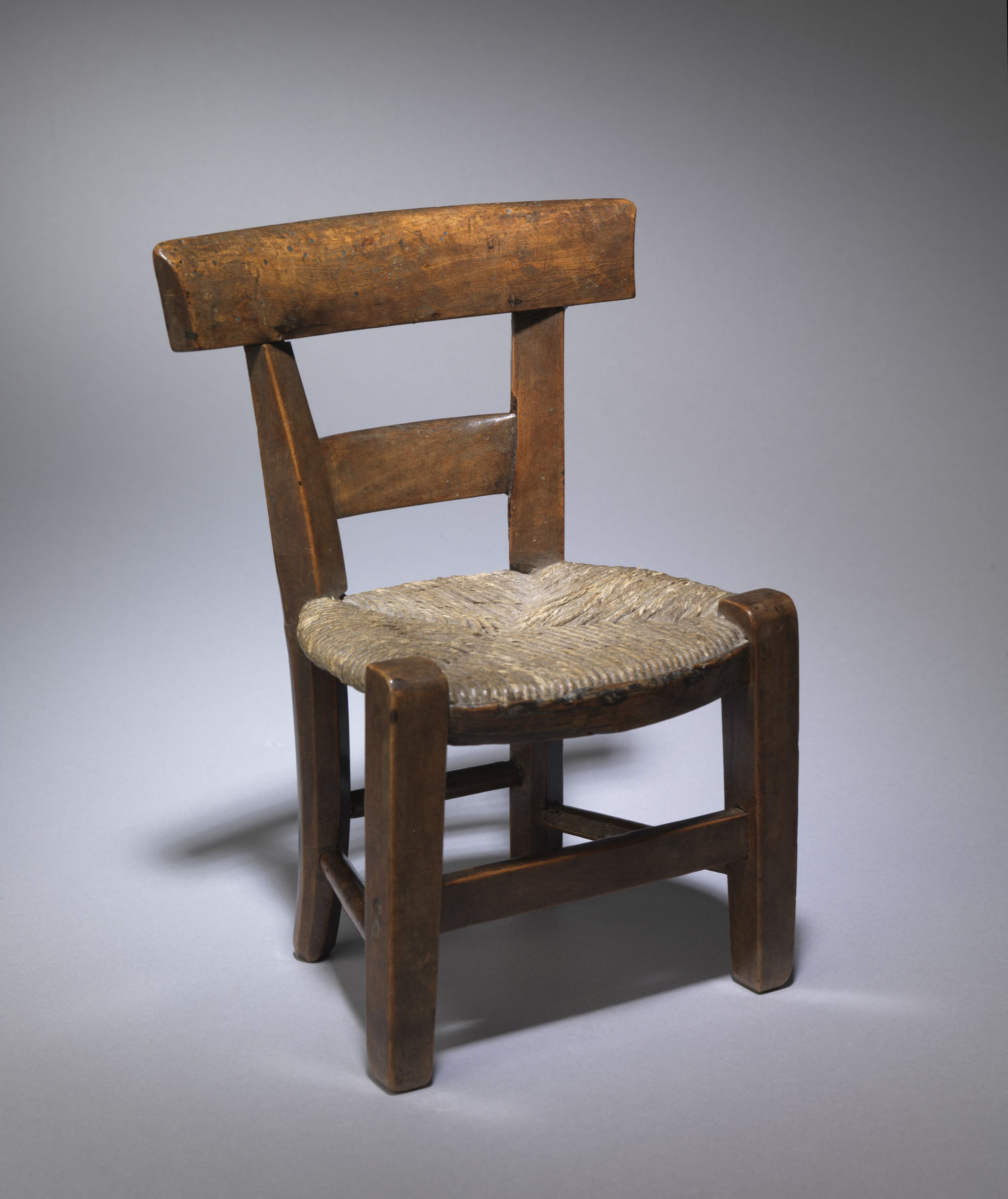 Delightful Provincial Trademan's Sample Chair