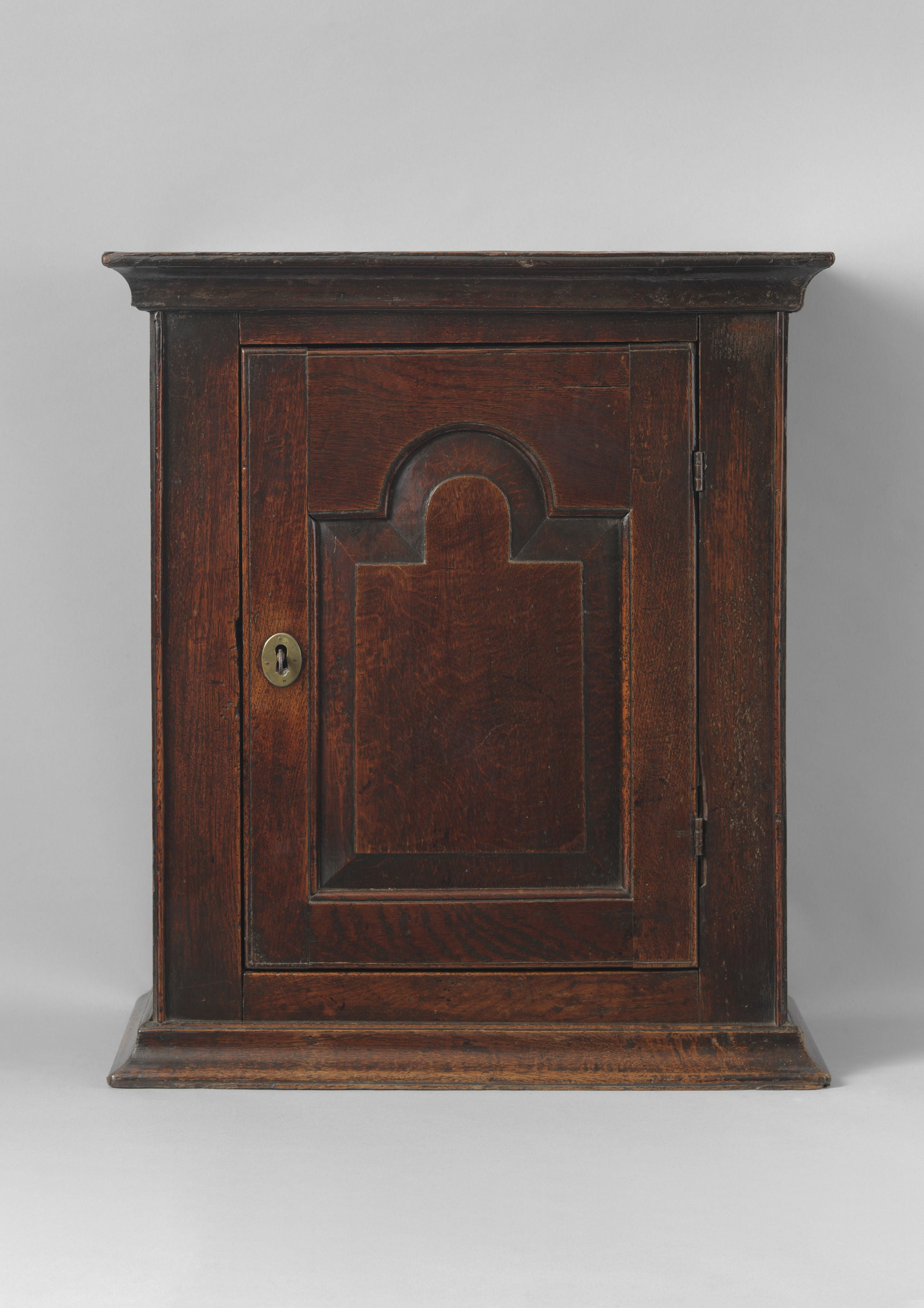 A Rare Provincial Georgian  Table Cabinet