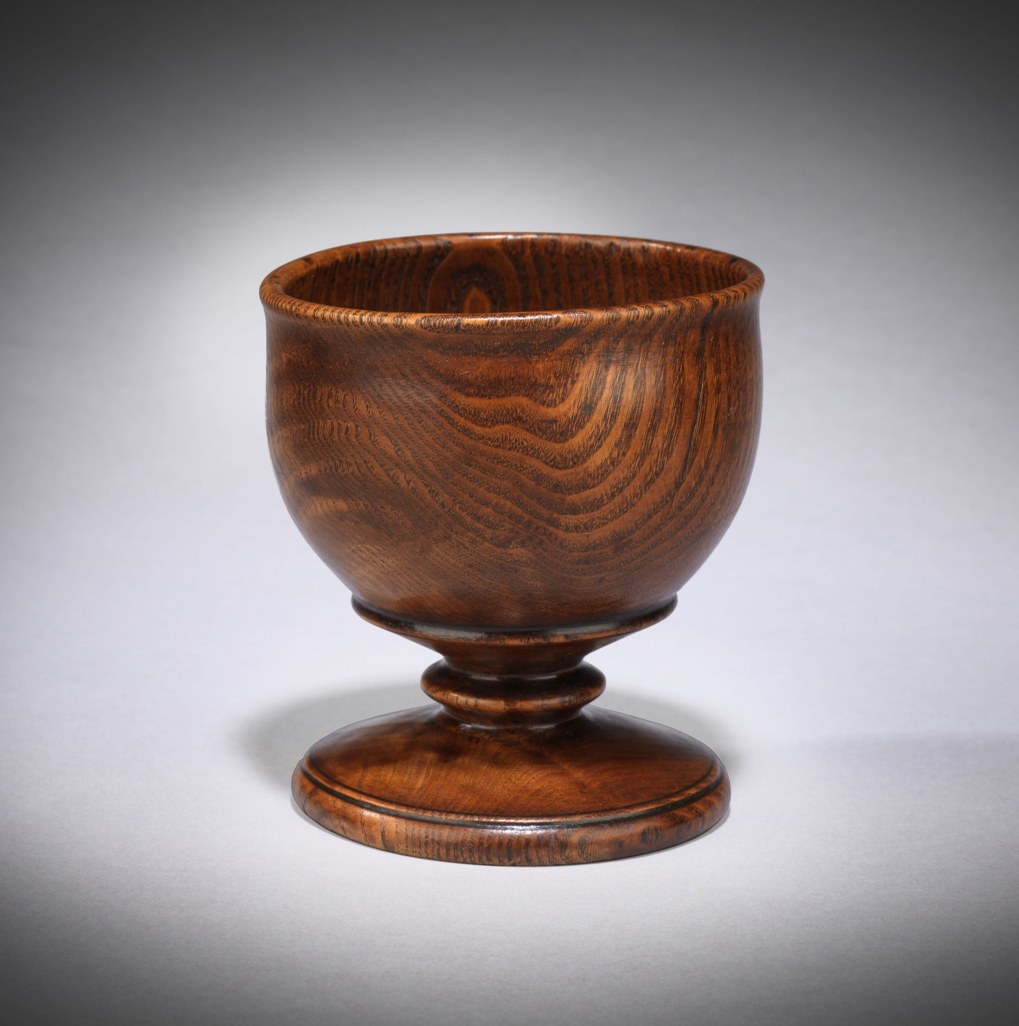 Georgian Elm Drinking Goblet