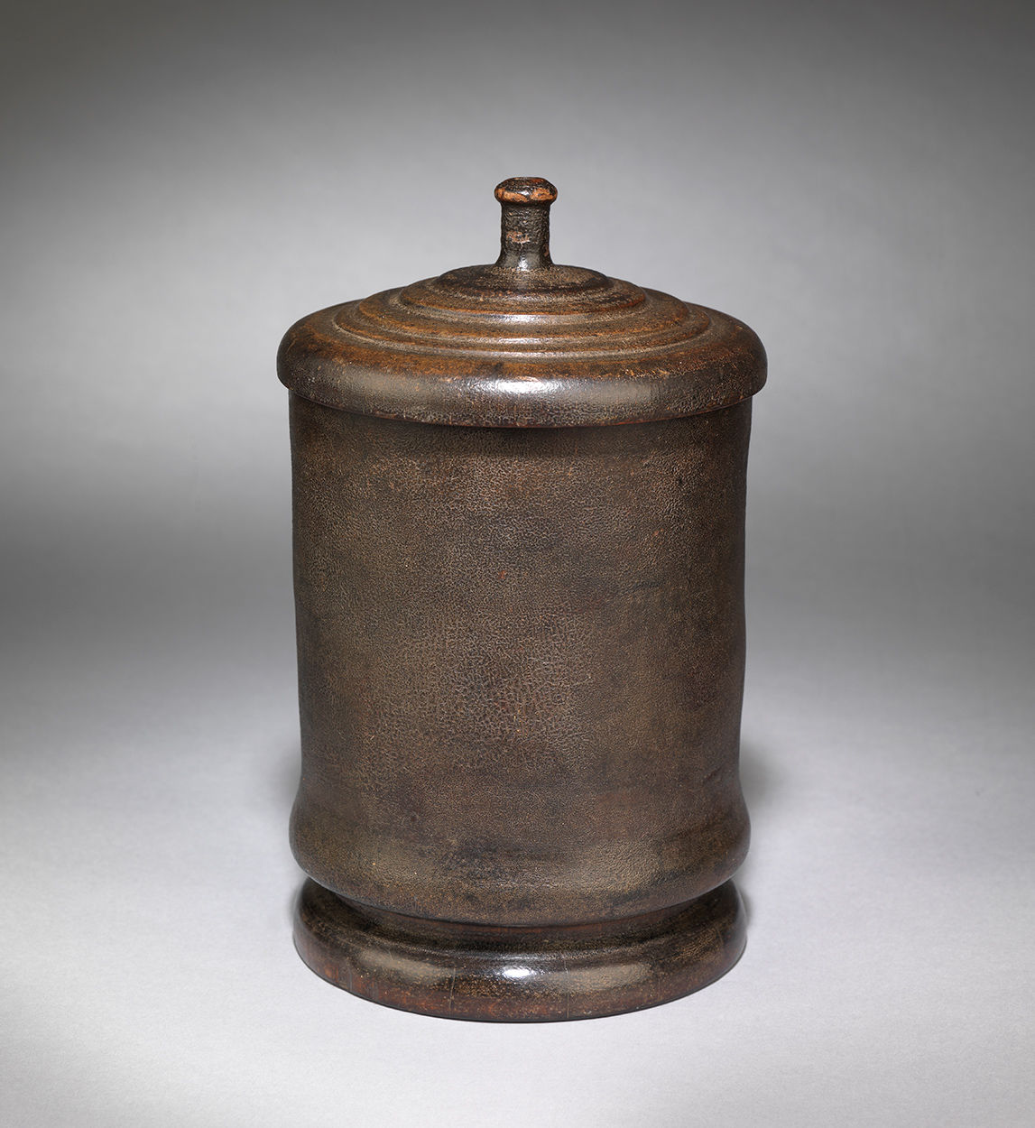 Early Lidded Spice Pot