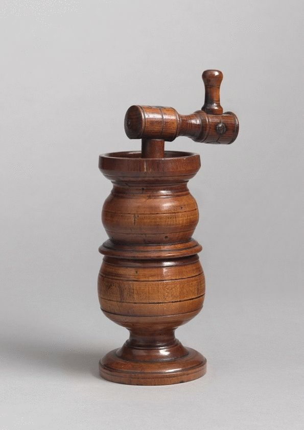 Rare Early Spice Pepper Mill