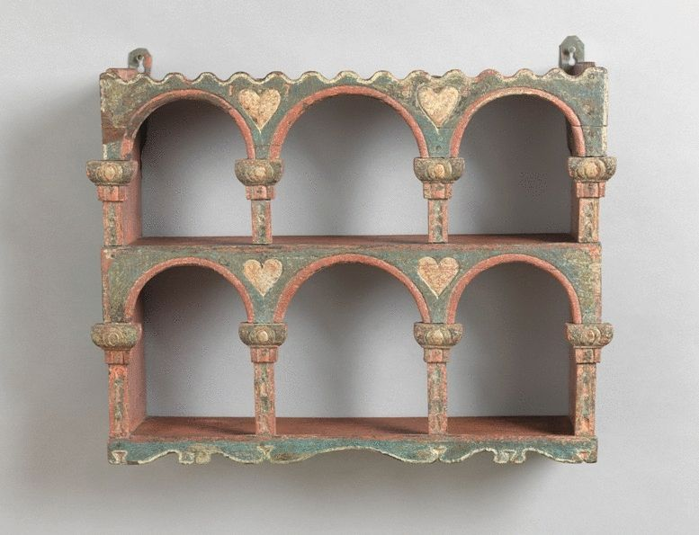 Rare Early Love Token Display Case