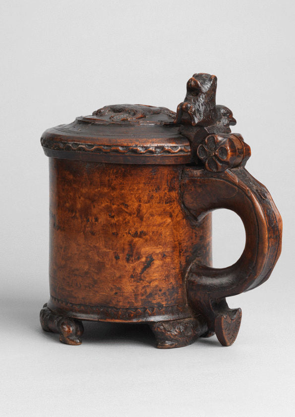 Ceremonial 'Lion' Peg Tankard