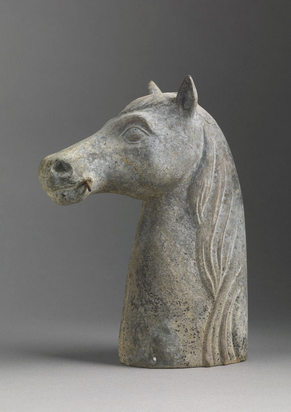 Stylised Horse's Head