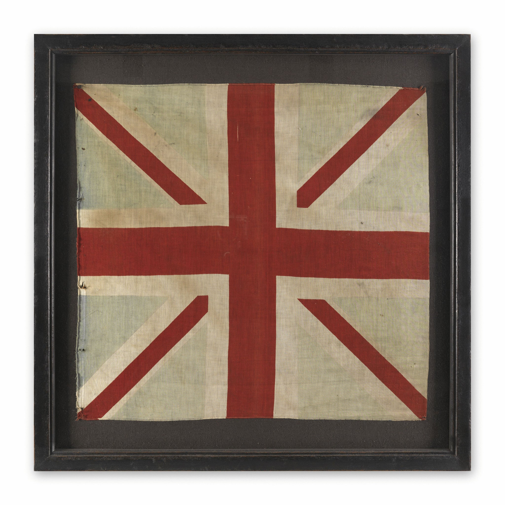Rare Vintage Square Union Jack Flag
