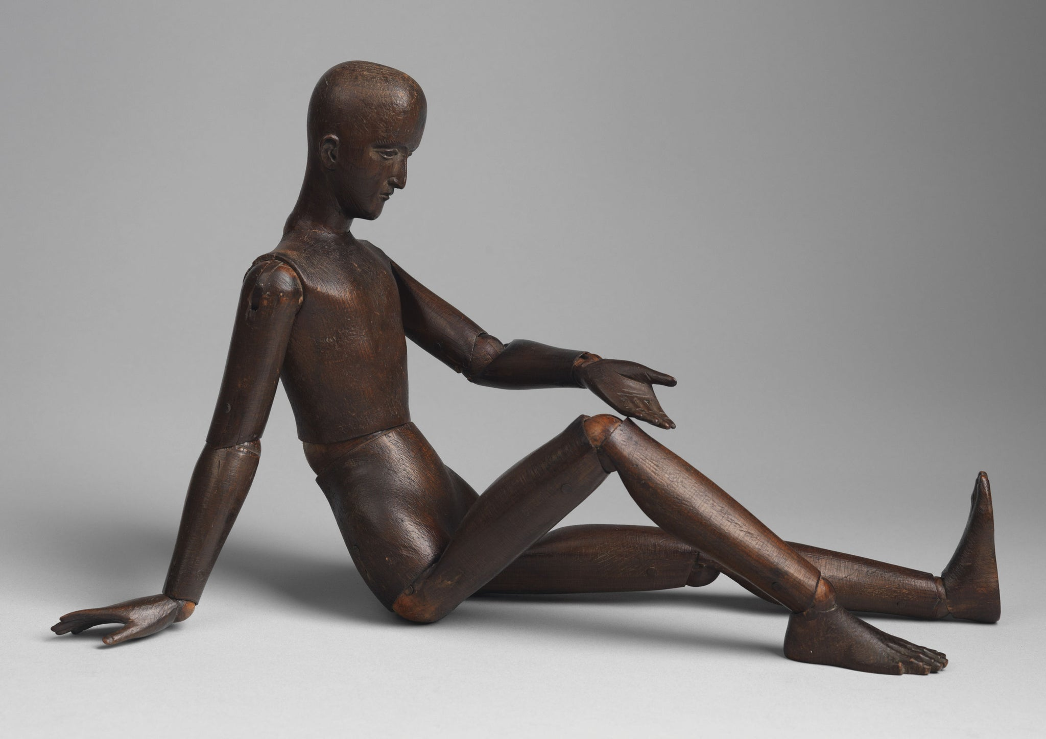 Articulated Artist's Manequin or Lay Figure
