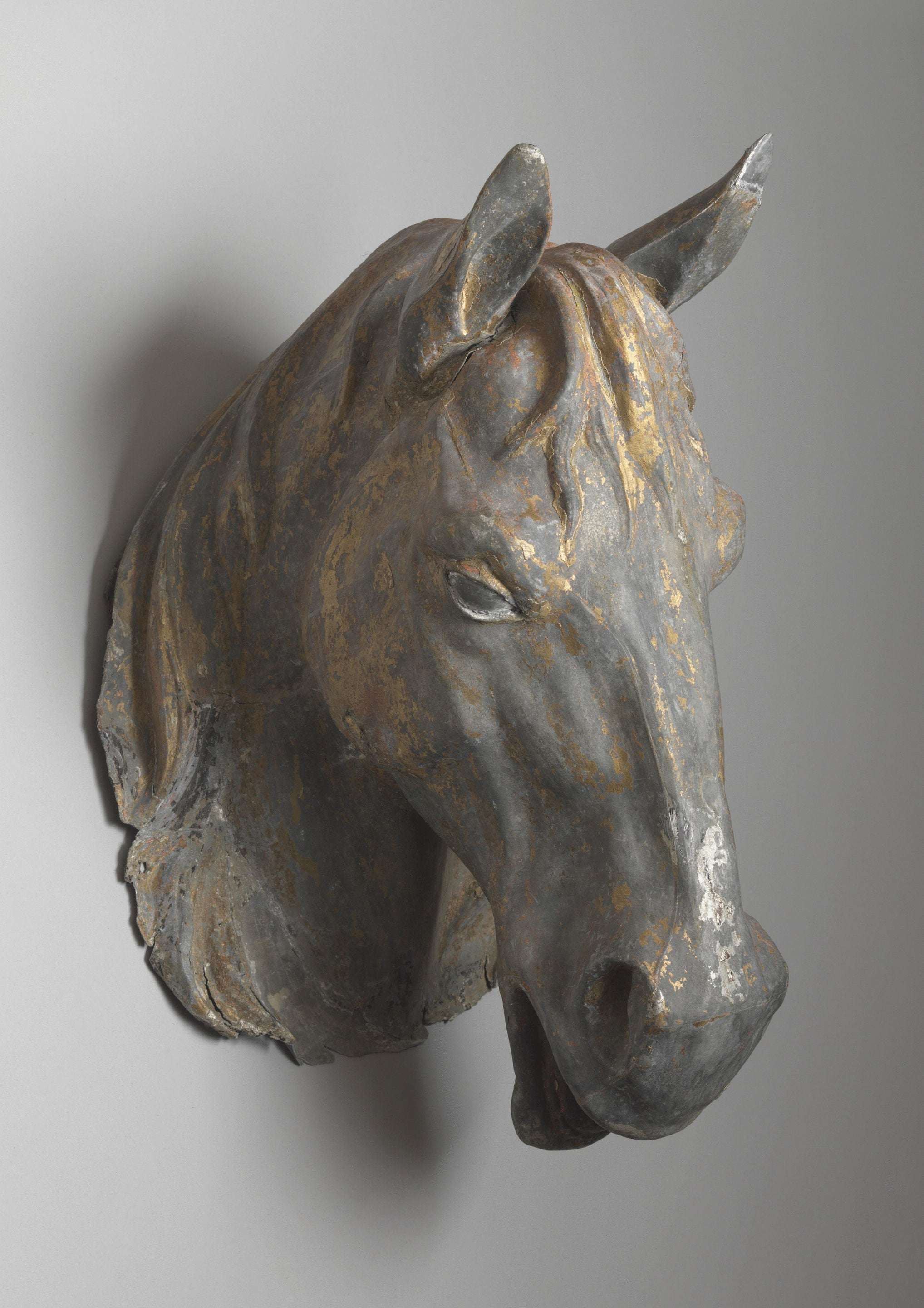 Full Bodied Horse Head Trade Sign