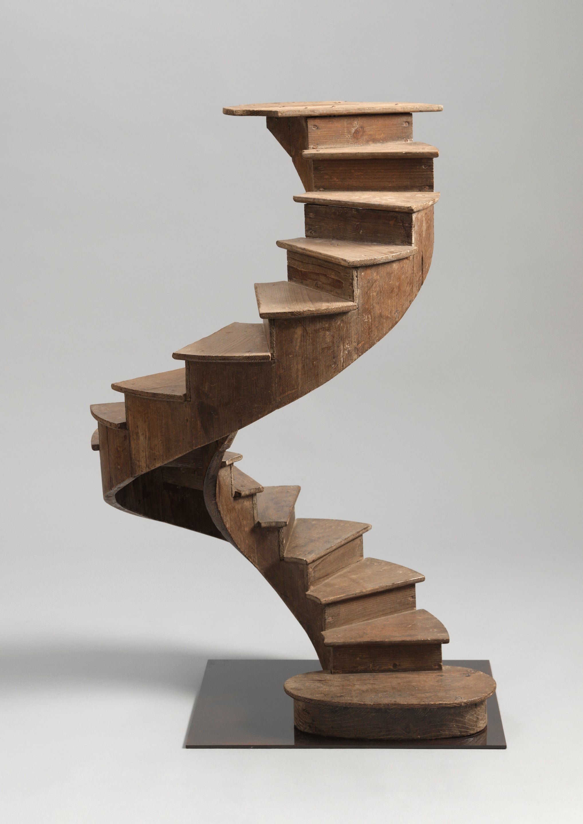 Unsual Early Architectural Model Staircase
