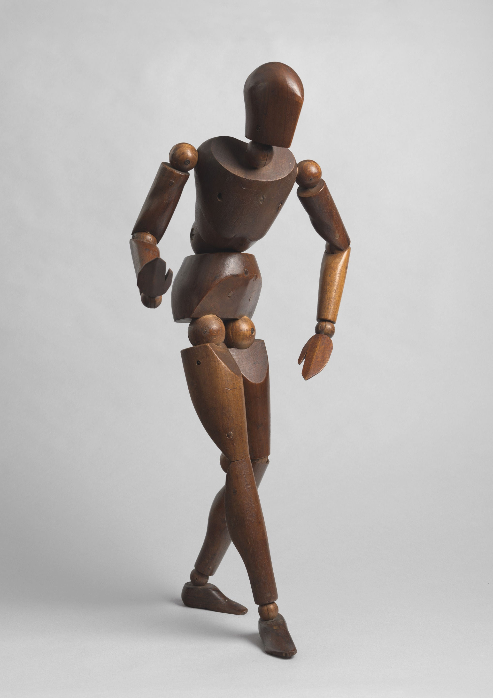 Fine Figure Form Artist's Lay Figure or Mannequin