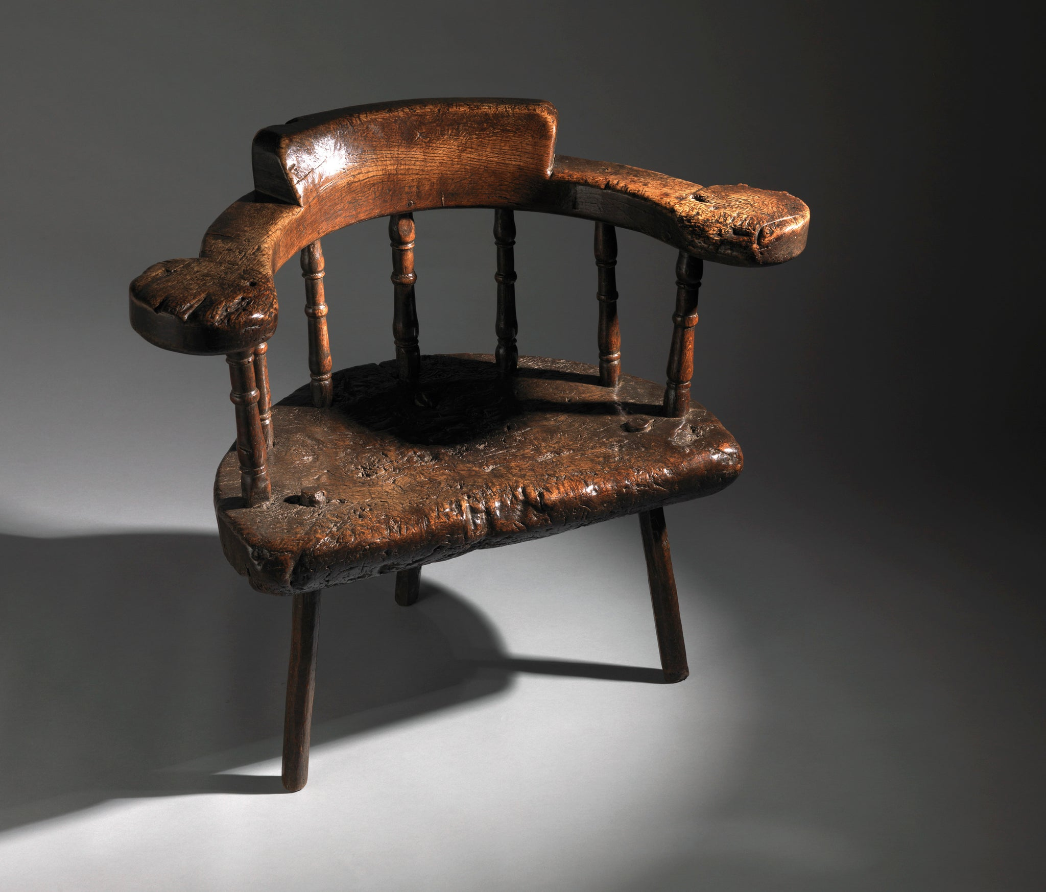 Monumental Early 'Carmarthen' Chair