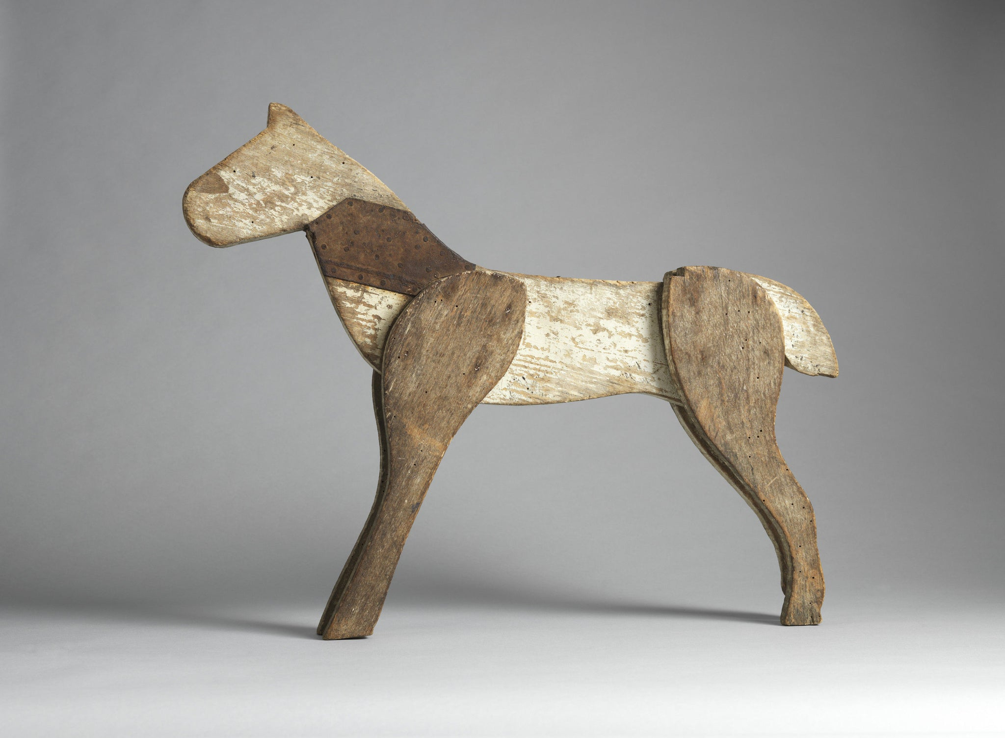 Primitive Toy Horse