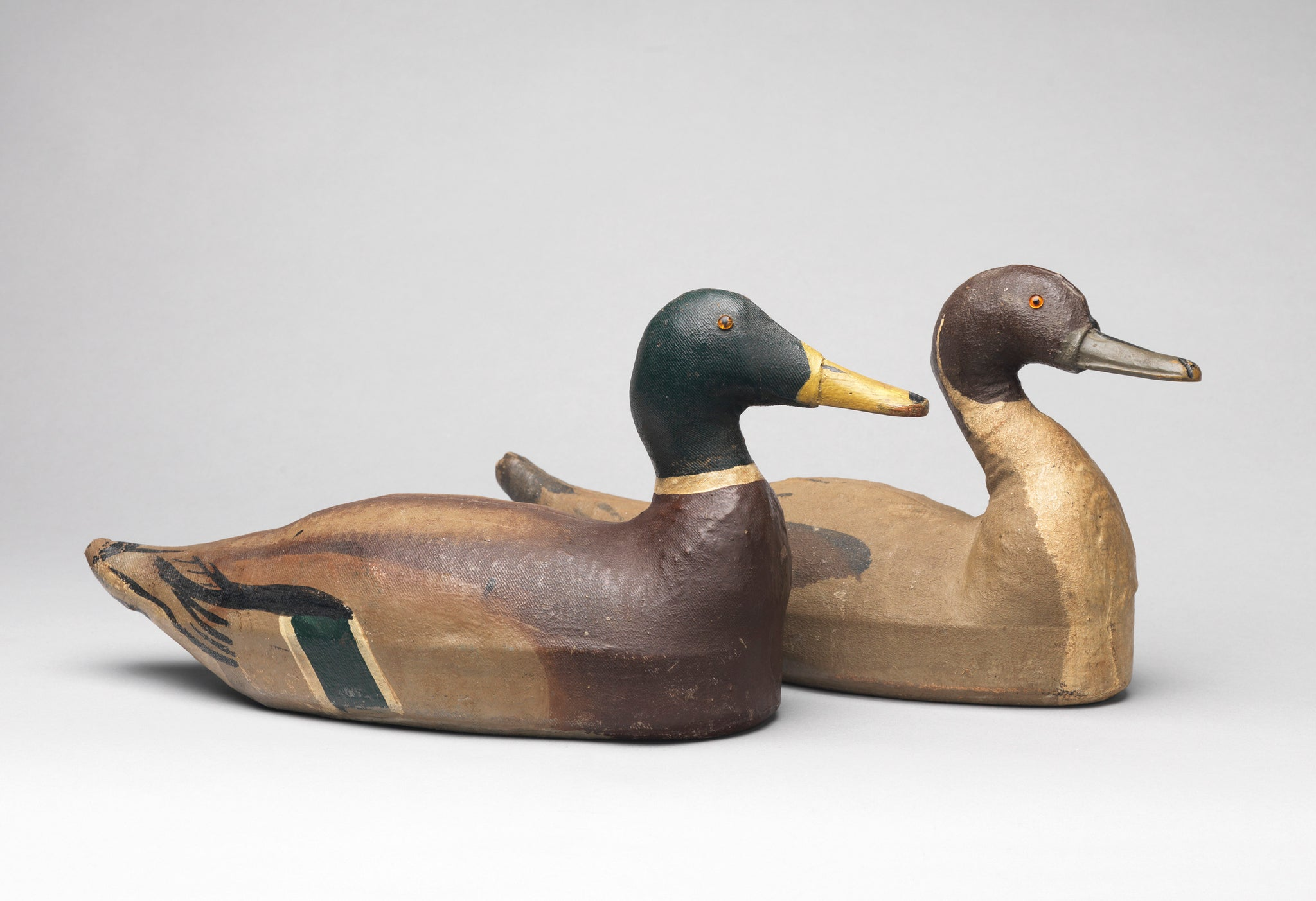 Two Wildfowlers Duck Decoys
