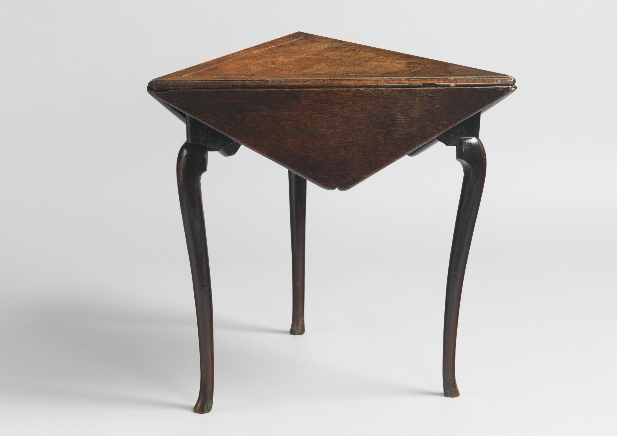 Rare Cabriole Leg Drop Leaf Table