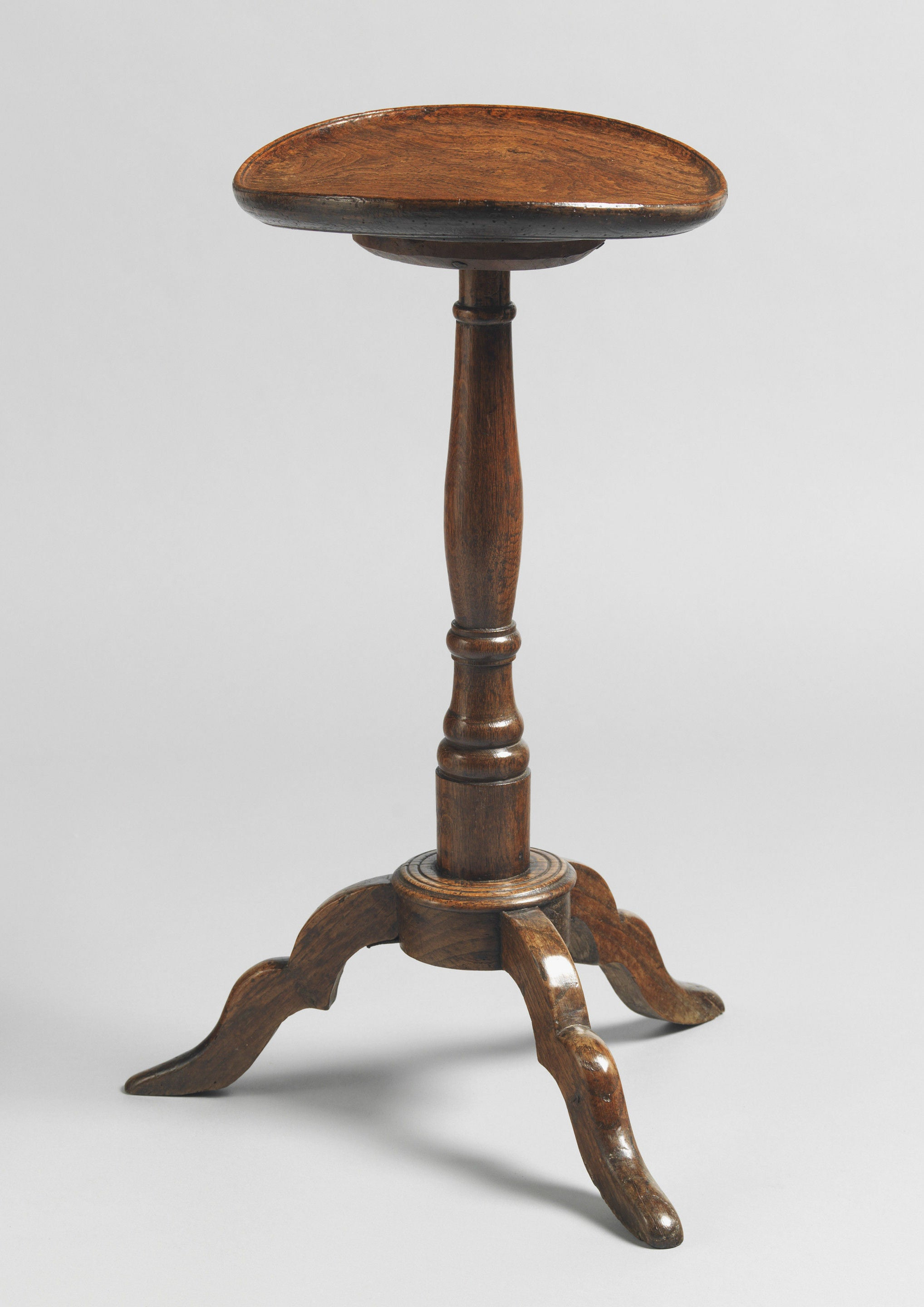 Early Tripod Candlestand