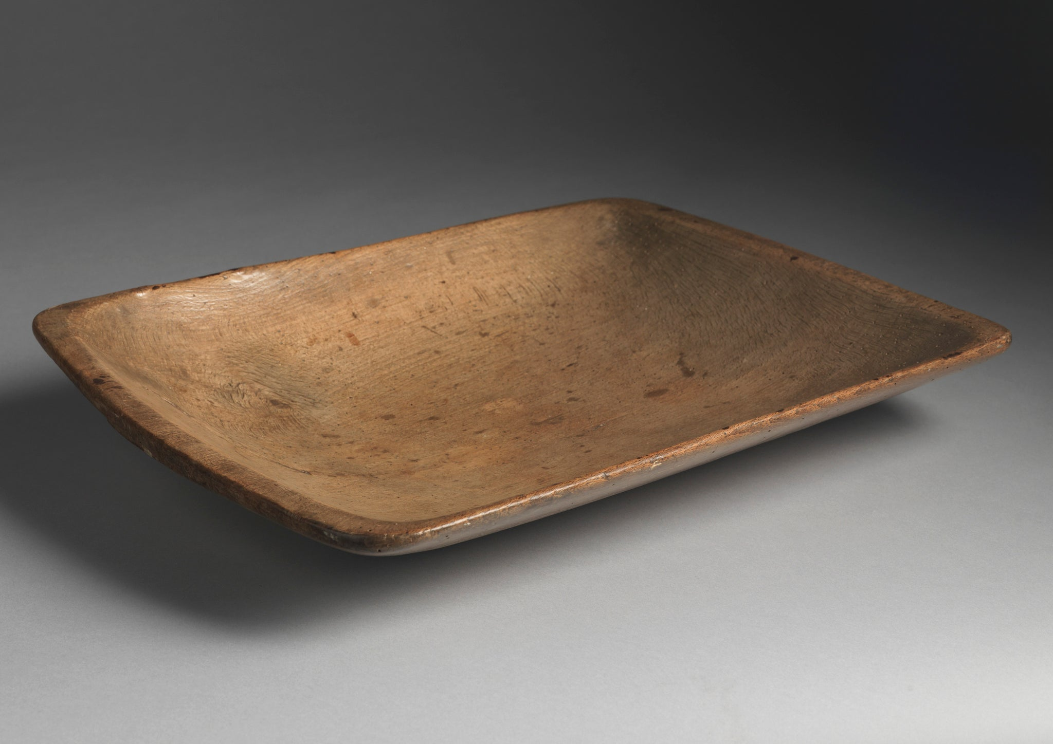 Early Rectangular Serving or 'Common' Dish
