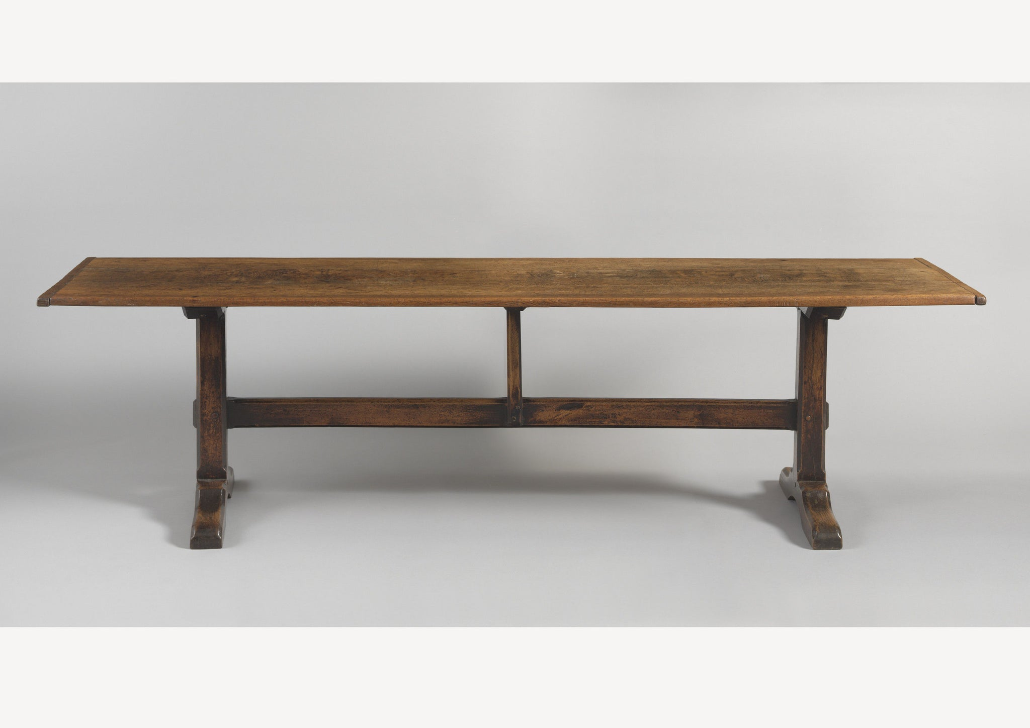Fine Classical Georgian T-Trestle Dining Table