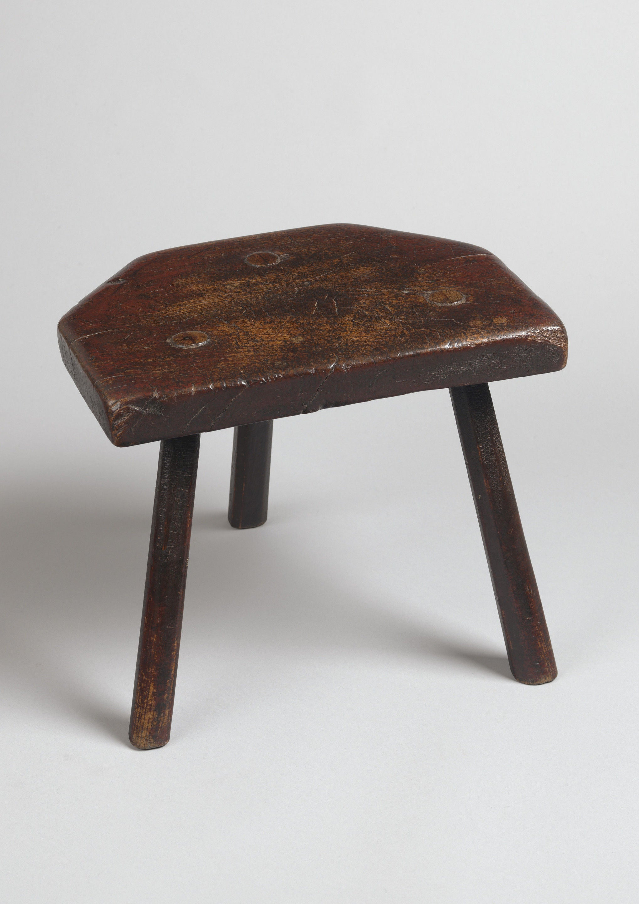 Traditional Three Legged Fireside Stool