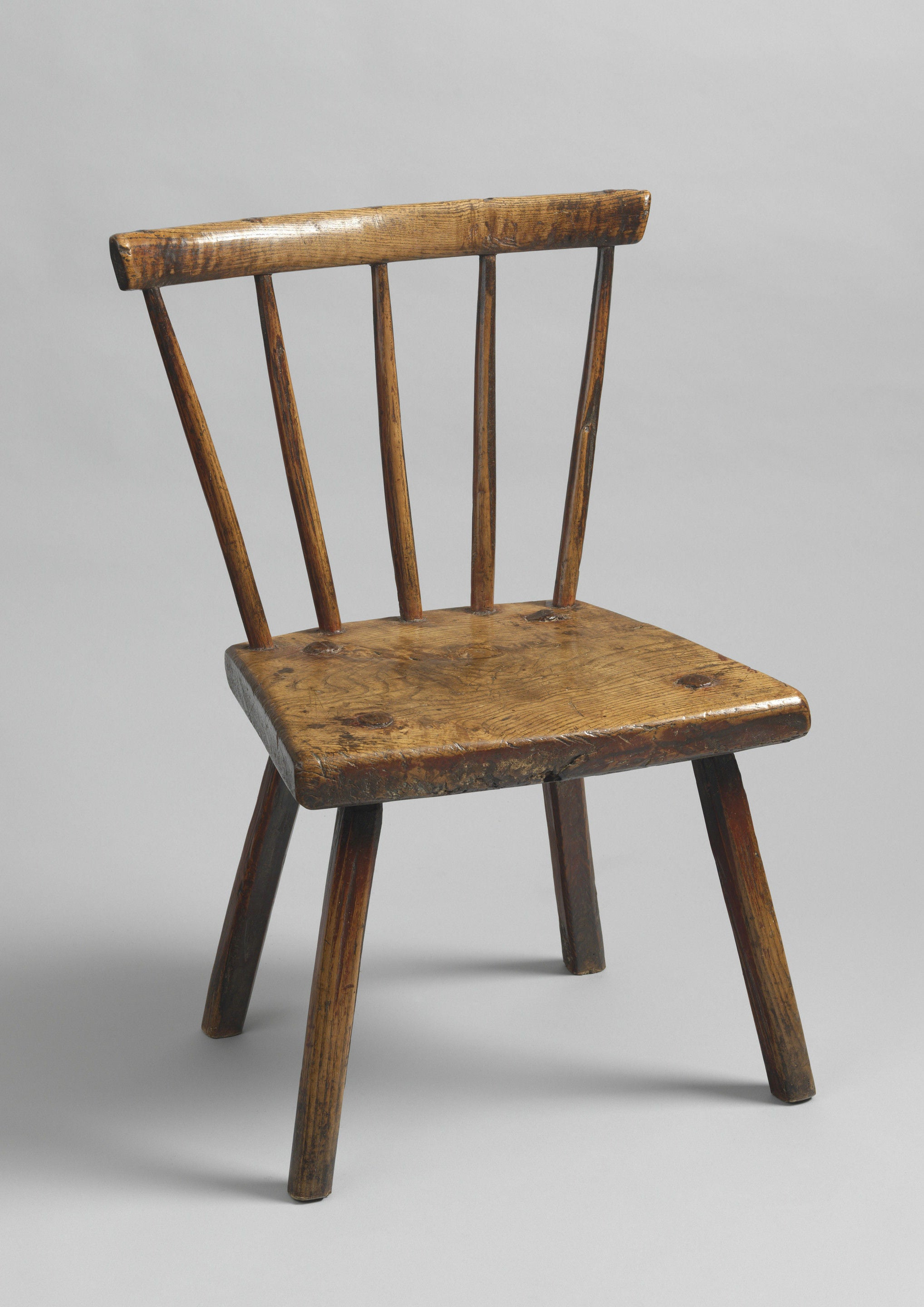 Vernacular Comb Back Windsor Fireside Backstool