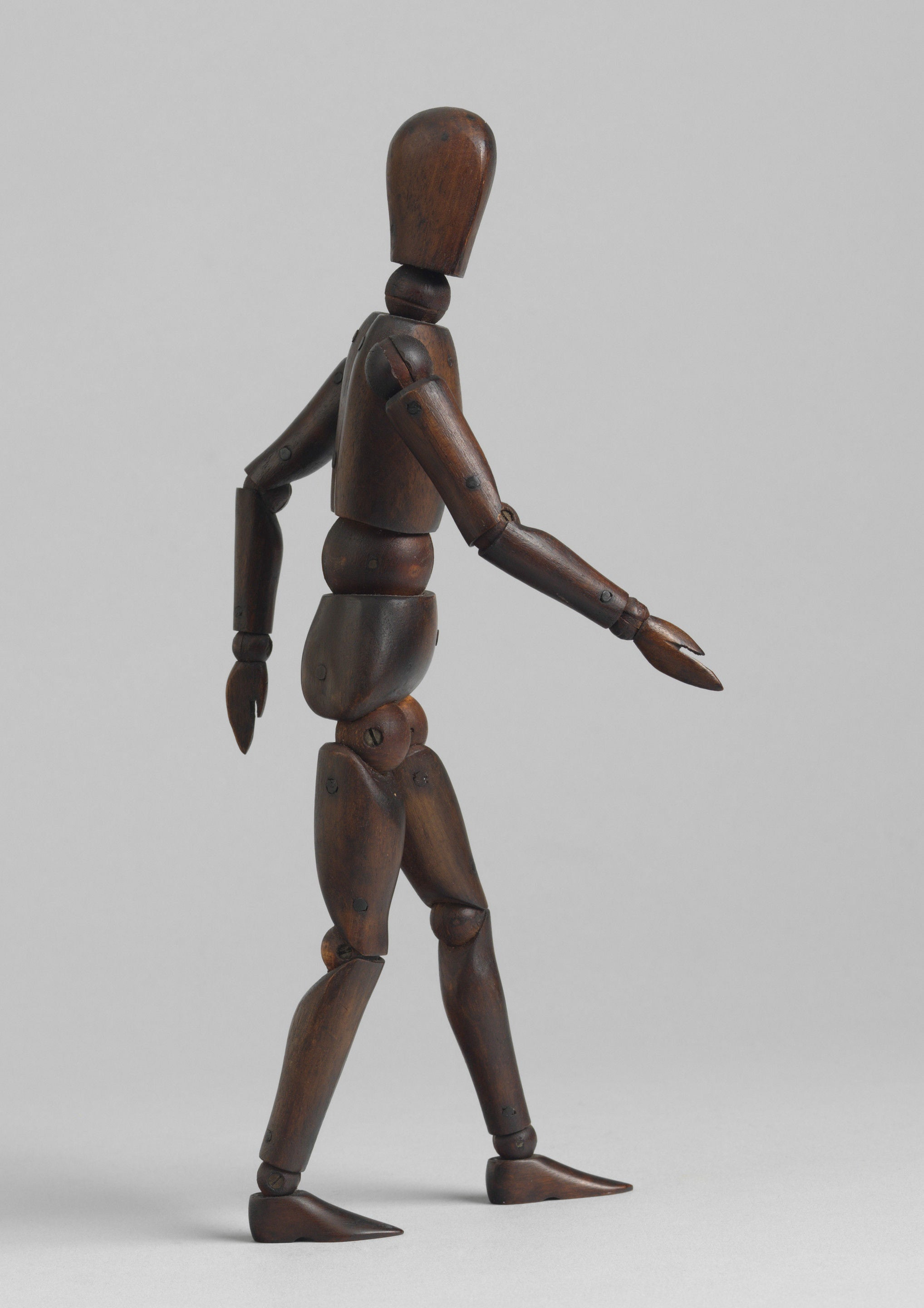 Fine Diminutive Artist's Lay Figure