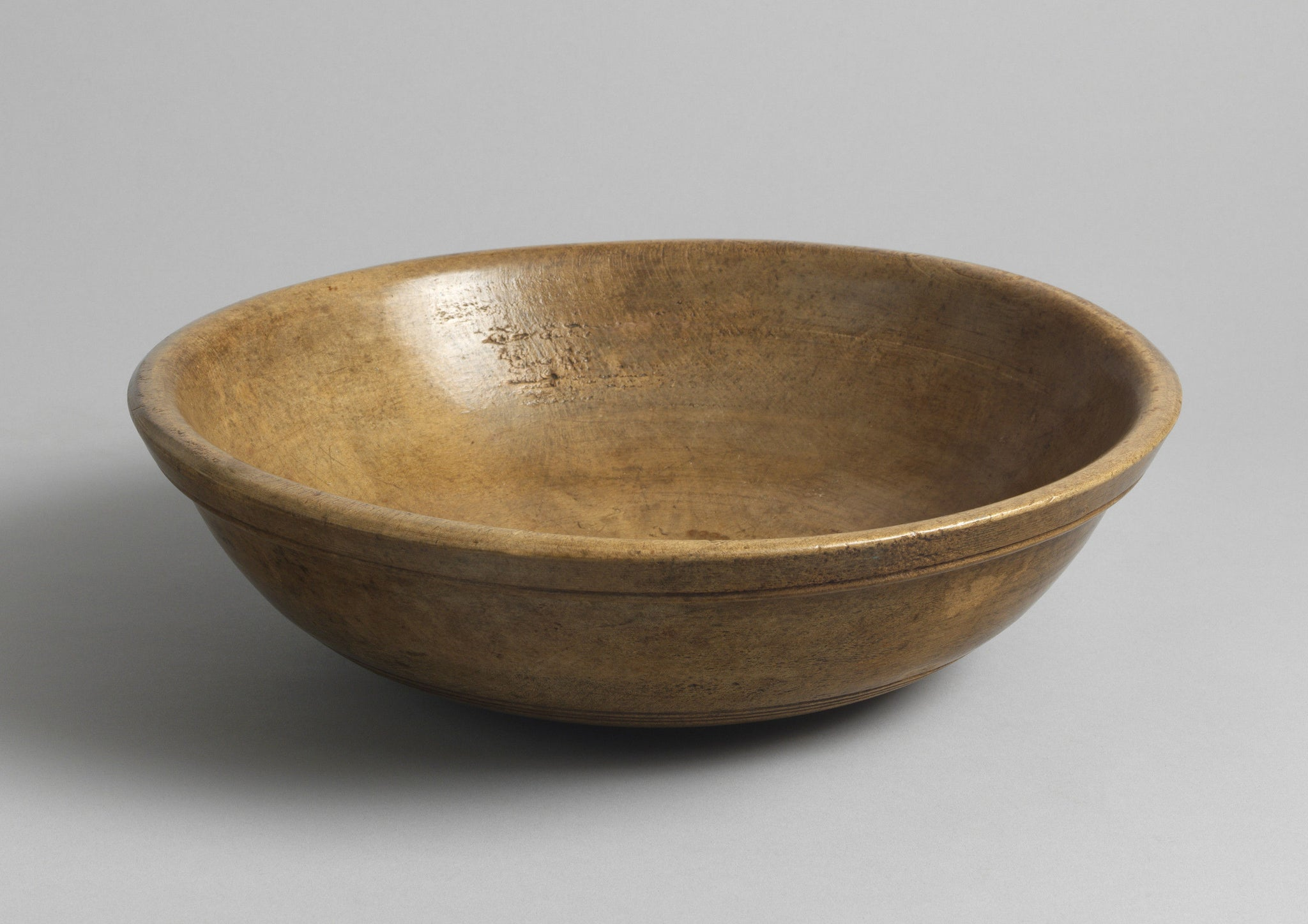 Three Early Domestic Dairy Bowls