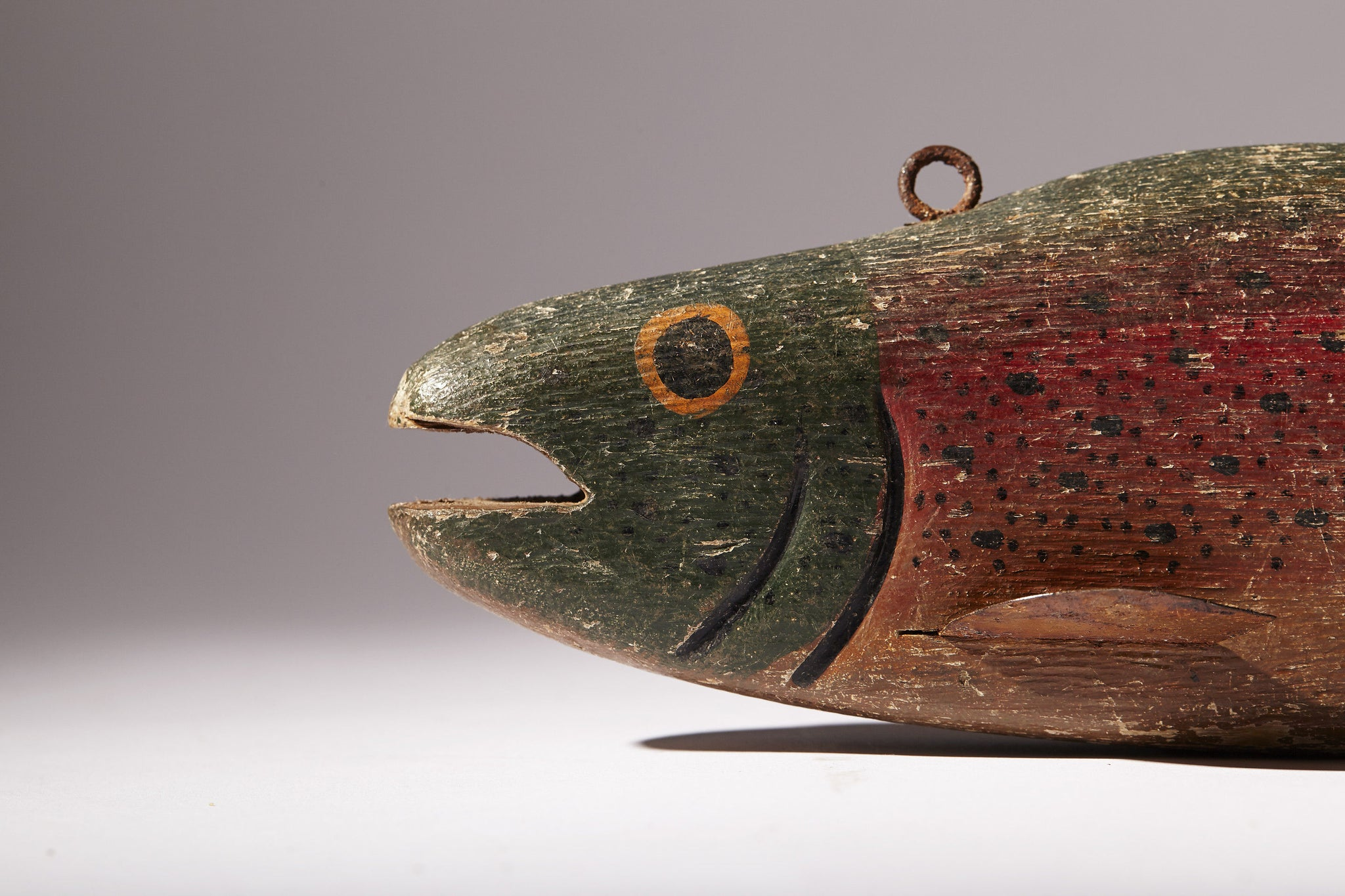 Stylised Rainbow Trout