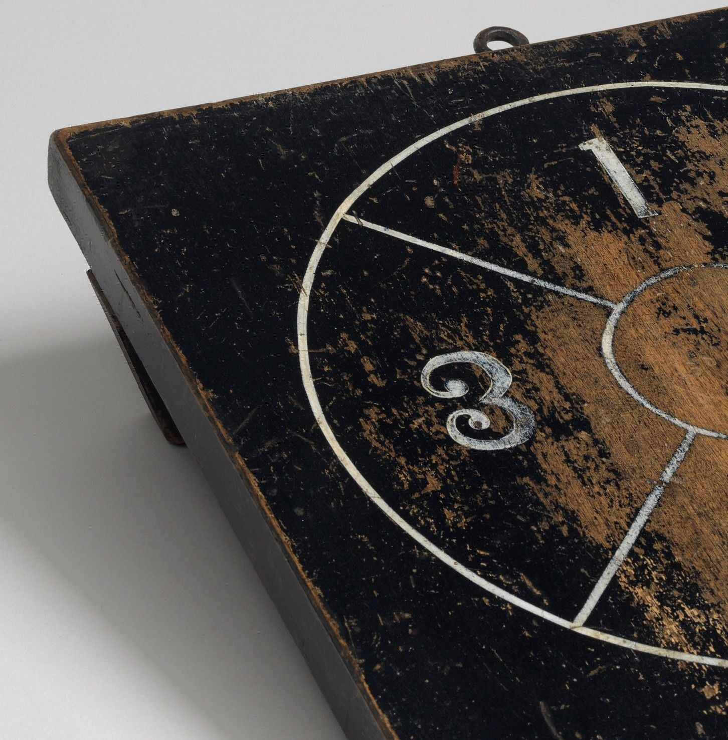 Unusual Quoits Game Board