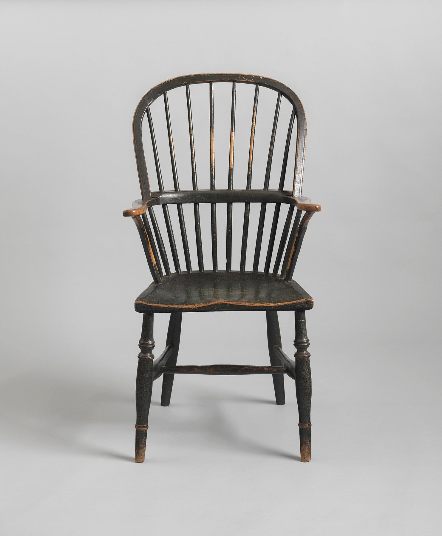 Classic Bow Backed Windsor Armchair