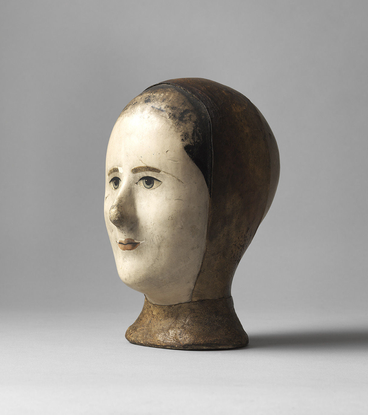 Particularly Fine and Sensitive Early Milliner's Head