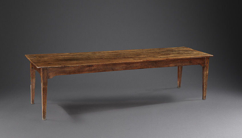 Large Provincial Dining Table