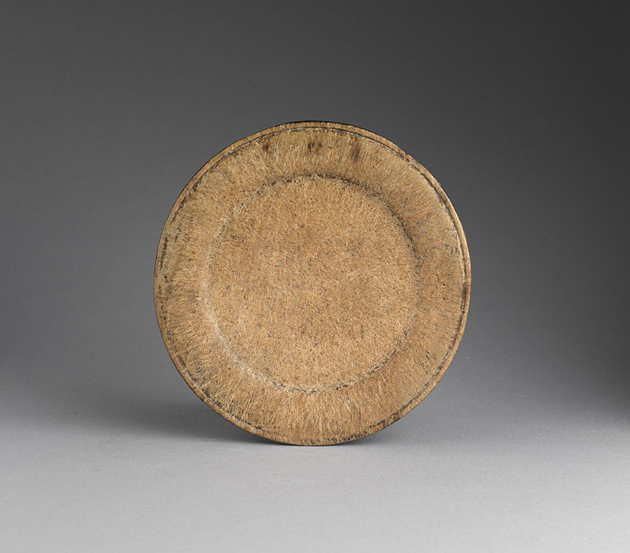 Early Domestic Platter or Trencher