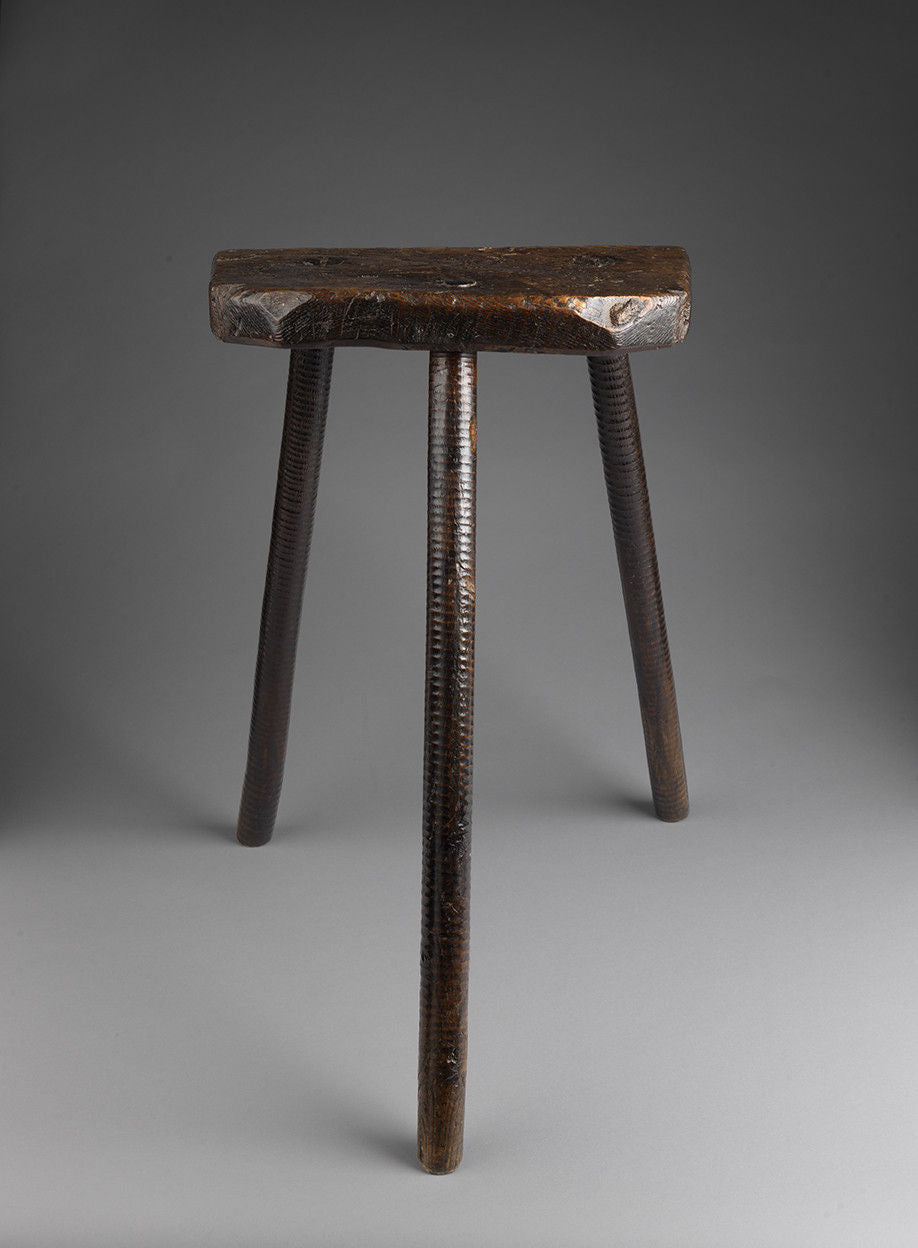 "Good Three Legged ""Cutler's"" Stool or Table"