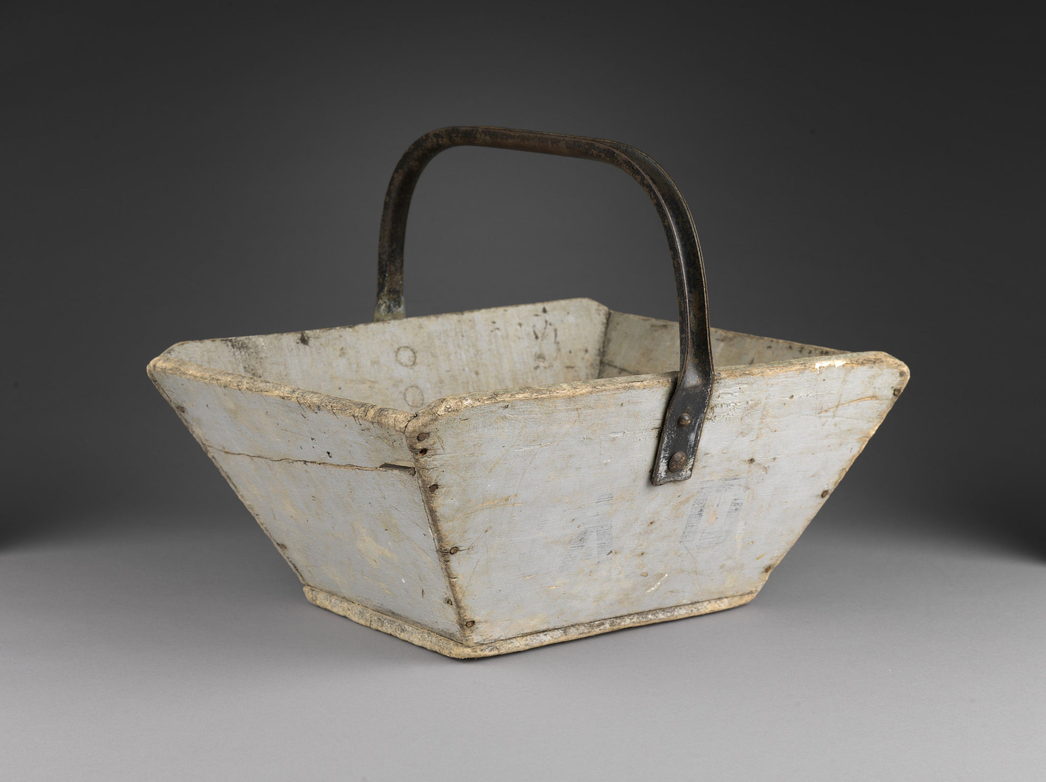 A Pair of Rectangular Trugs