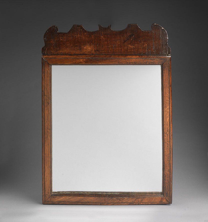 Vernacular Framed Wall Mirror