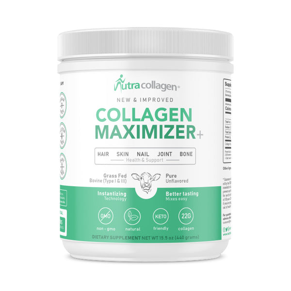 Unflavored Collagen Maximizer (plus)