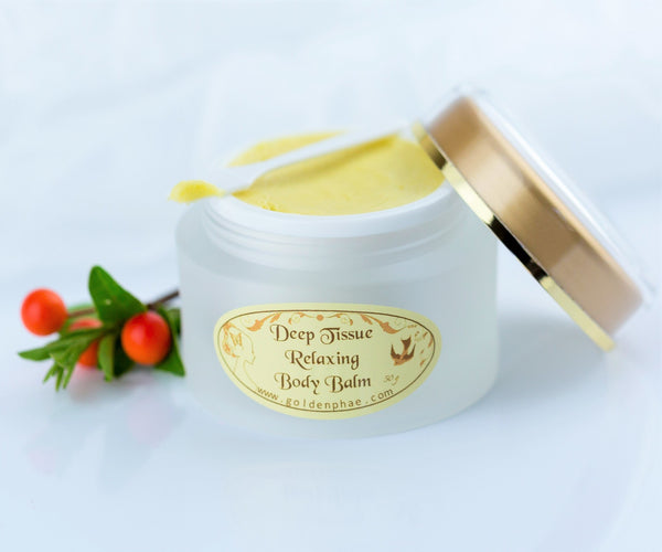 DEEP TISSUE RELAXING BODY BALM 1.8OZ