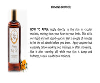 FIRMING BODY OIL 4OZ