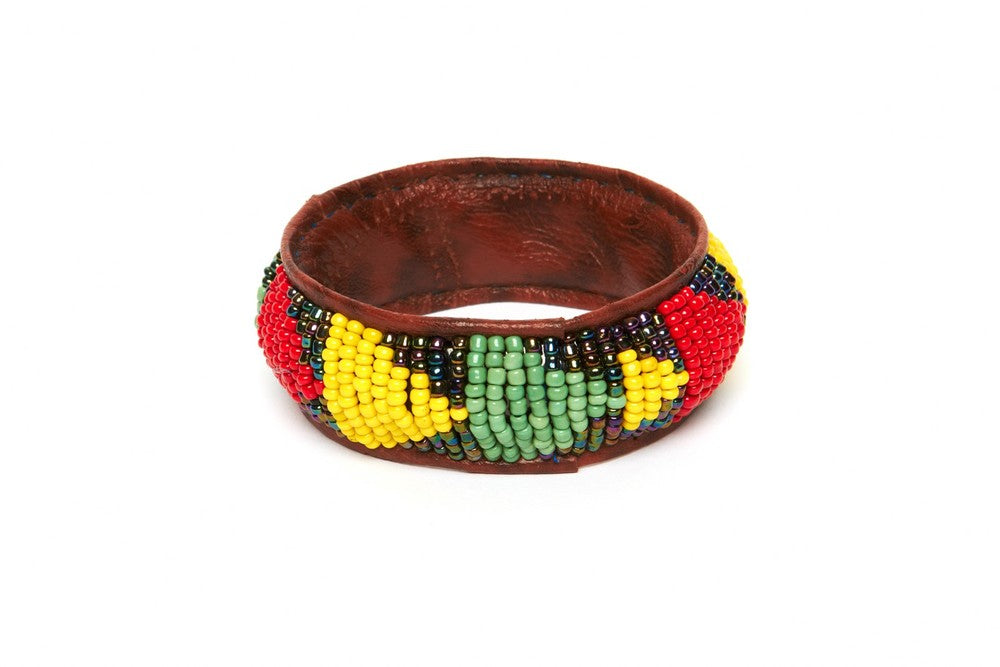 SUKAI Bead Bangle