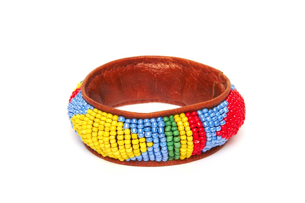 SUKAI BEADED BANGLE