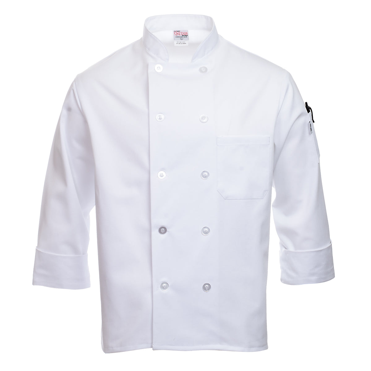 White Chef Coat 7000