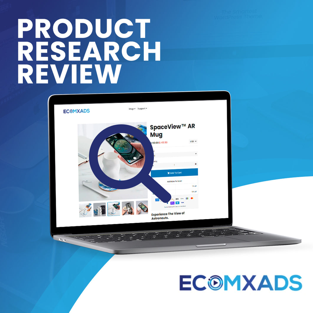Product Reviews + Suggestions - EcomXAds
