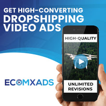 Load image into Gallery viewer, Video Ad Creative - Split Test Pack - EcomXAds