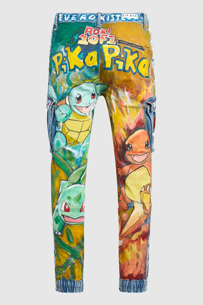 POKEMON DMMK JOGGER PANTS #209