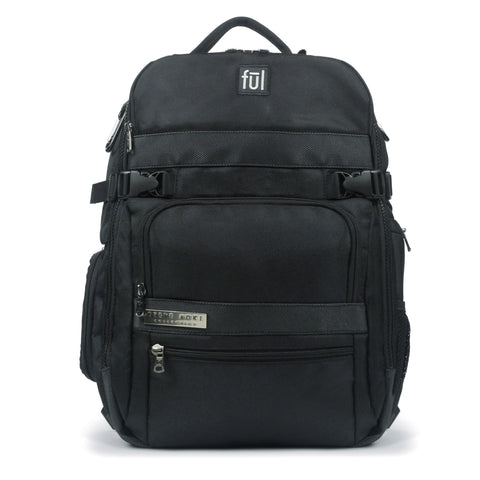 Steve Aoki FŪL FANG Slouchy Backpack - Black
