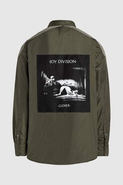 Dim Mak vs Joy Division + Co Nylon Overshirt #21